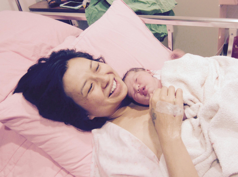 giving birth in Taiwan
