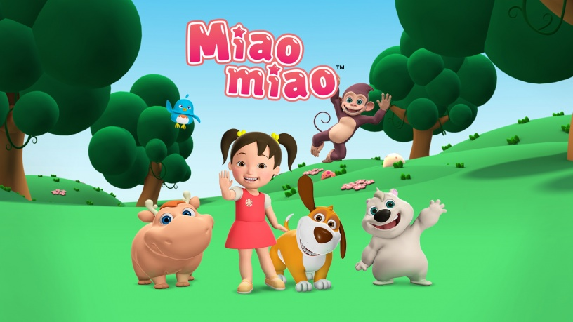 Miao Miao's Chinese show for kids