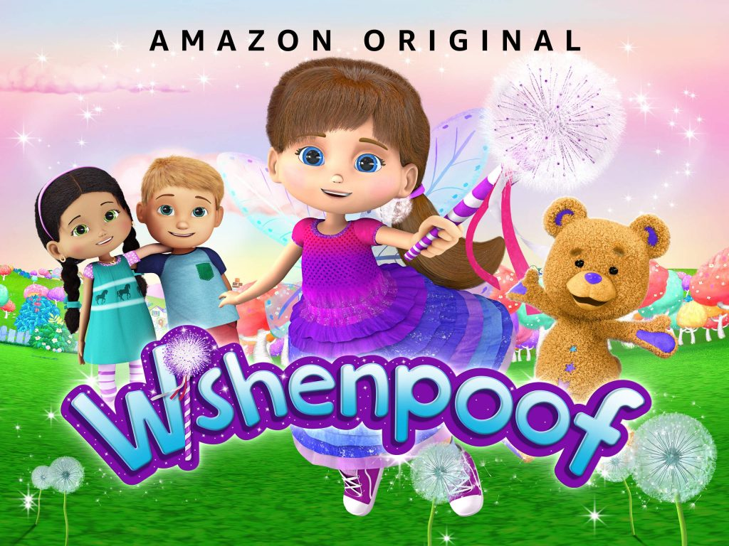 wishenpoof Chinese prime video for kids