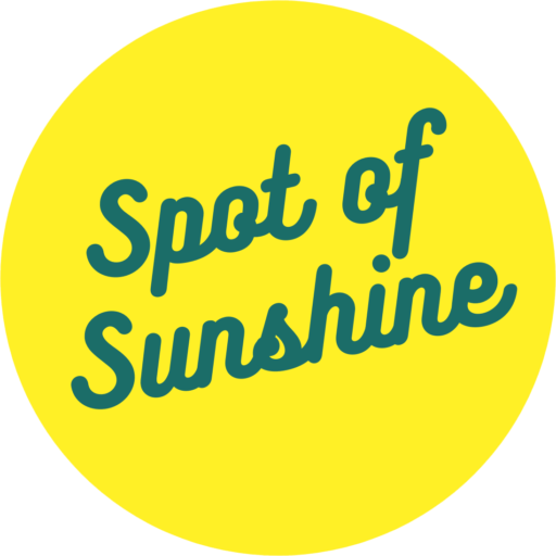 spot of sunshine logo