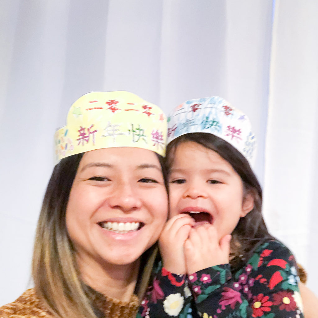 new year crown for kids