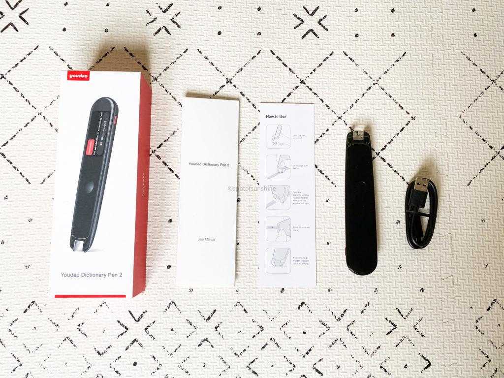 translation pen 有道詞典筆