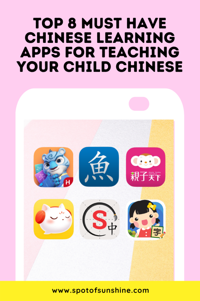 top apps chinese learning apps