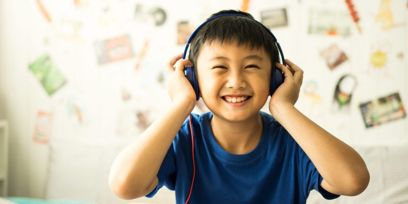 Chinese podcasts for kids parents moms