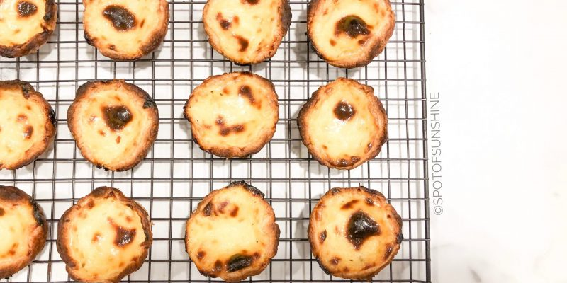 PASTEIS DE NATA learn Chinese